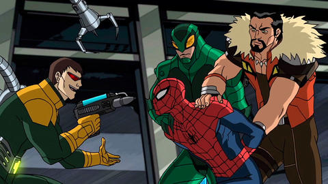 Image for Pen-Ultimate Spider-Man with Harrison Wilcox