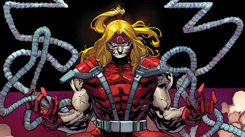 Image for Flashback Friday: Omega Red