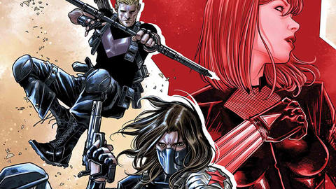 Image for Tales of Suspense: The Healing Begins