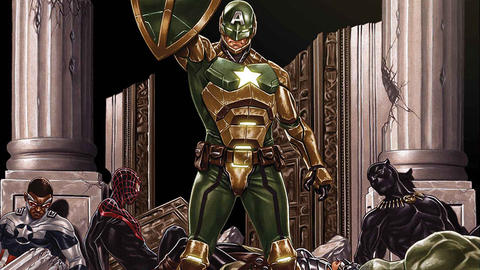 Image for Secret Empire Brings Marvel's Most Shocking Story to a Thrilling Close