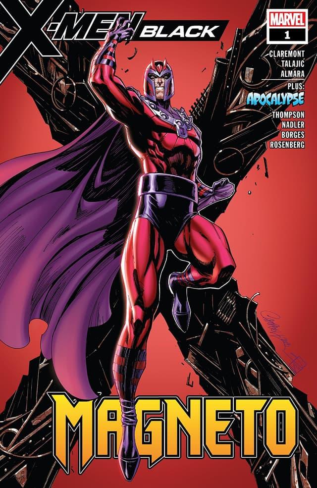 X-MEN: BLACK
