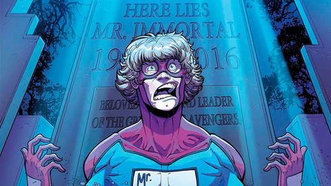 Image for Great Lakes Avengers: The Many Deaths of Mr. Immortal