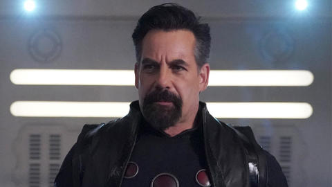 Image for Marvel's Agents of S.H.I.E.L.D.'s Adrian Pasdar on the One Who Will Save Us All