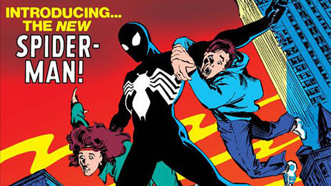 Image for The History of Spider-Man: 1984