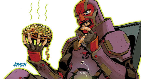 Image for Psych Ward: Foolkiller/Deadpool