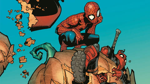 Image for Spider-Man/Deadpool: Giving Chase