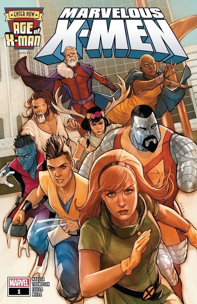 MARVELOUS X-MEN