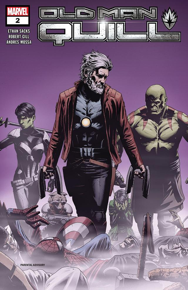 5 of the Best Future Storylines in Marvel Comics | News | Marvel