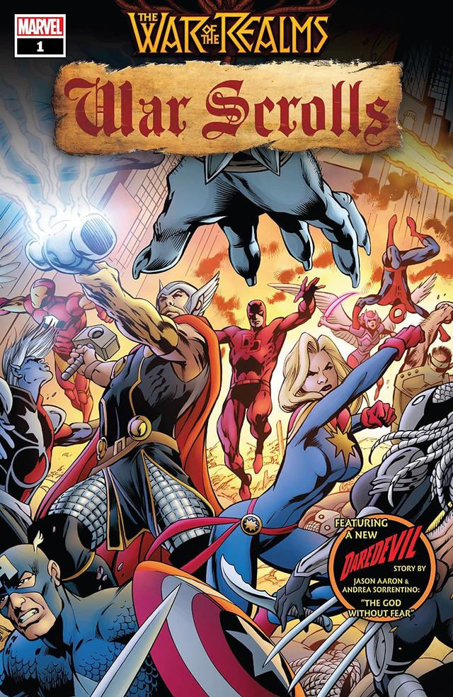 WAR OF THE REALMS: WAR SCROLLS #1.