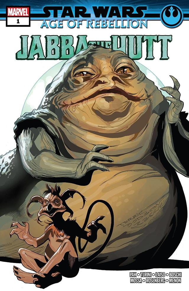 Star Wars: Age Of Rebellion - Jabba The Hutt (2019) #1