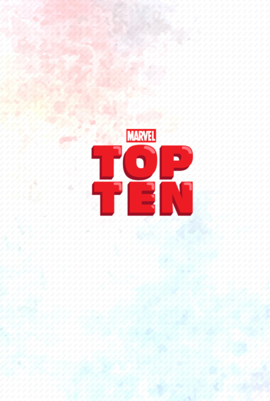 Marvel Top 10