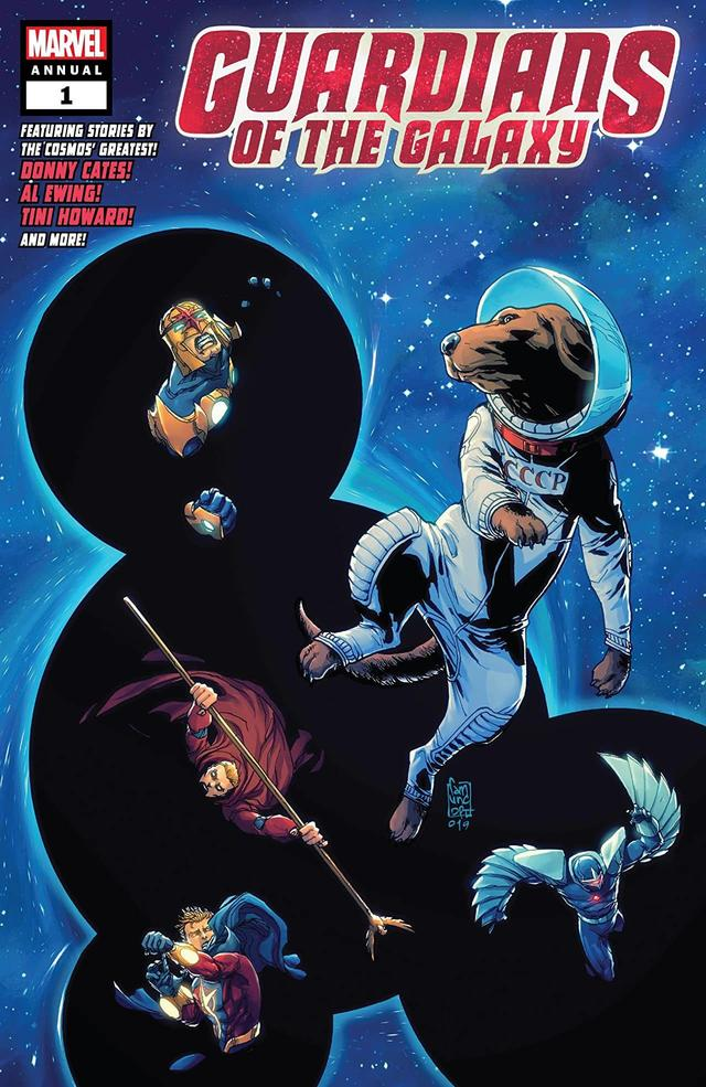 Guardians of the Galaxy (2019-) Annual #1