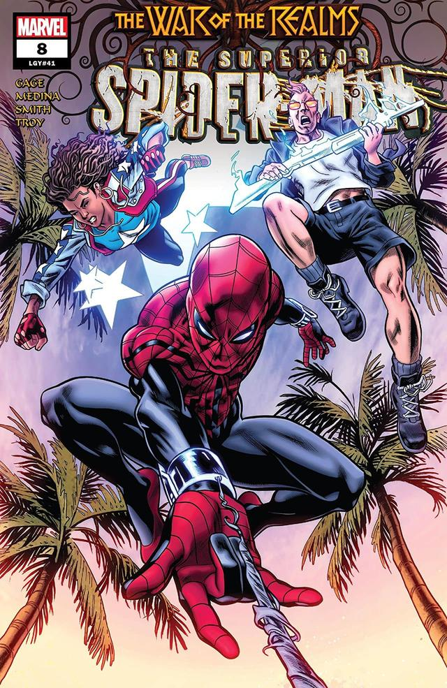 Superior Spider-Man (2018-) #8