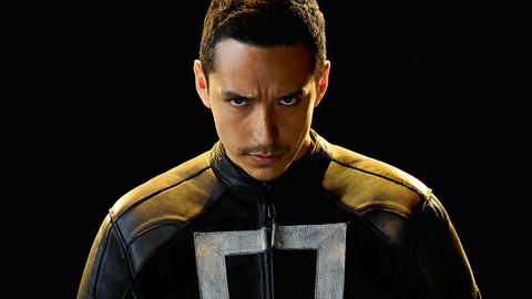 Image for Gabriel Luna Talks Ghost Rider and Winter Finale on This Week in Marvel's Agents of S.H.I.E.L.D.