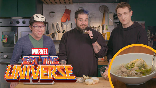 Image for Eat the Universe: The Punisher's Italian Wedding Soup