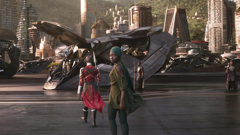 Image for The Architectural Inspirations Behind Wakanda in Marvel Studios' 'Black Panther'