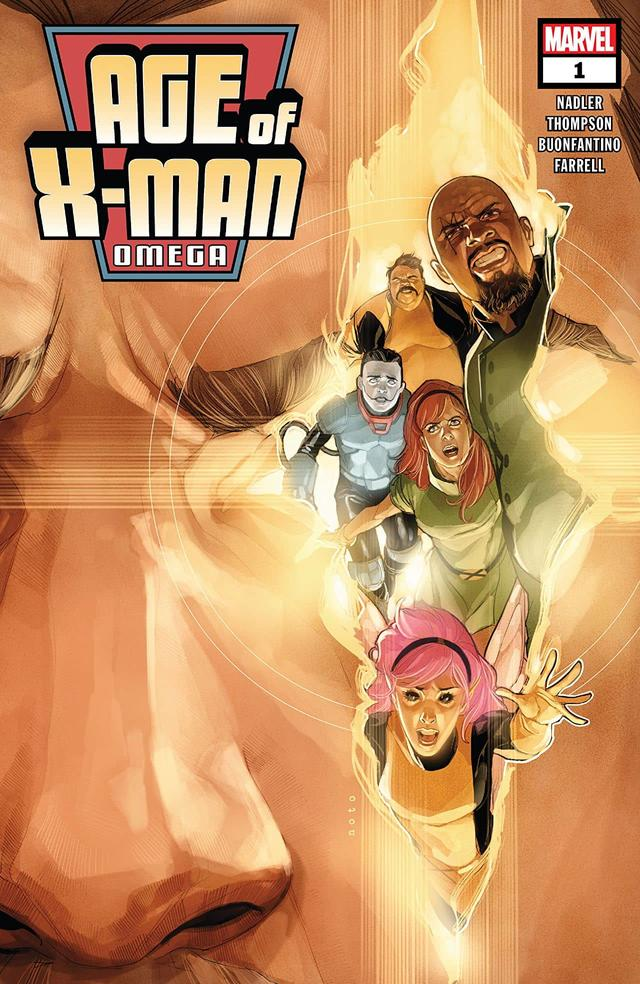 AGE OF X-MAN: OMEGA