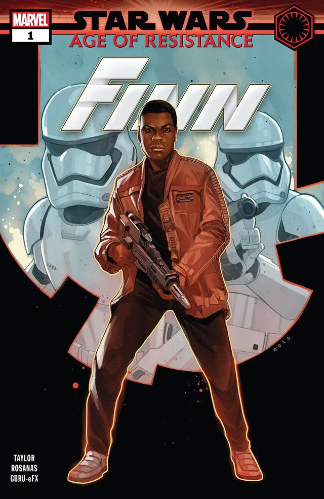 Star Wars: Age Of Resistance - Finn