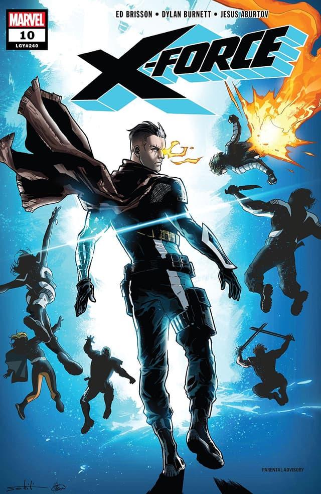 X-Force (2018-) #10