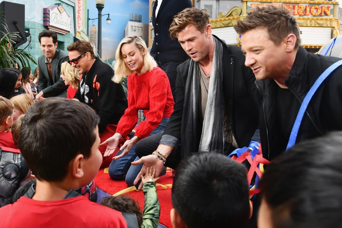 Avengers: The Universe Unites