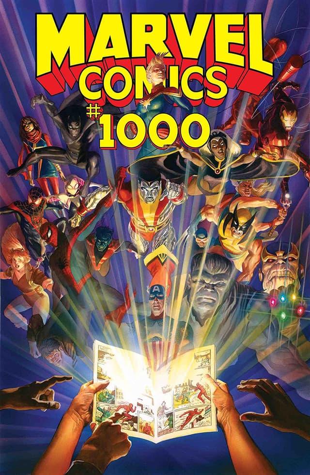 Marvel Comics (2019-) #1000