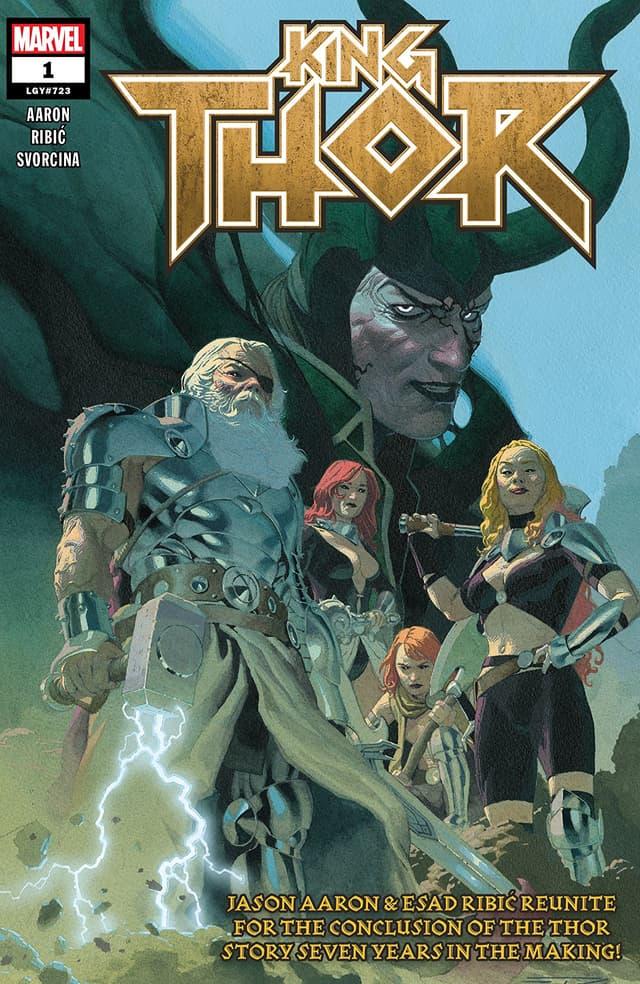 King Thor (2019-) #1 (of 4)