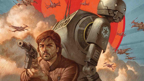 Image for Psych Ward: Cassian Andor and K2SO
