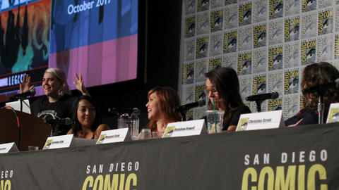 Image for Women of Marvel are LIVE from SDCC