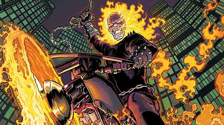 Prepare for All Hells to Break Loose in 'Ghost Rider' #1