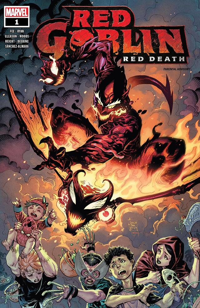 Red Goblin: Red Death (2019) #1