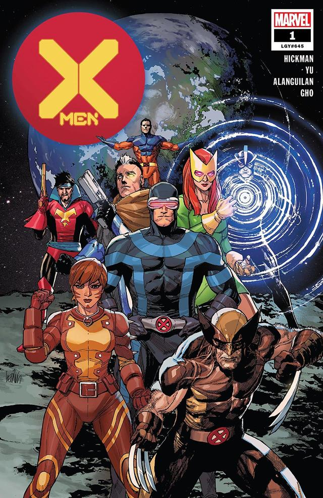 Image result for x-men #1