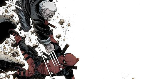 Image for Deadpool vs. Old Man Logan: Mutant Melee