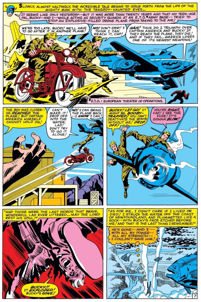 AVENGERS (1963) #4, PAGE 7
