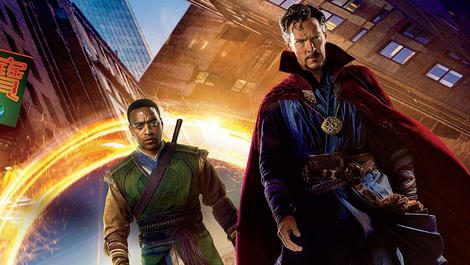 Image for Marvel Studios' 'Doctor Strange' Takes #1 at the Box Office