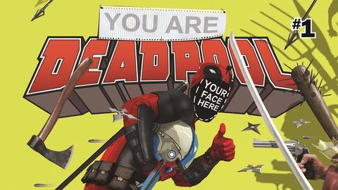 Image for You Are Deadpool