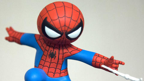 Image for Spider-Man Marvel Animated Statue