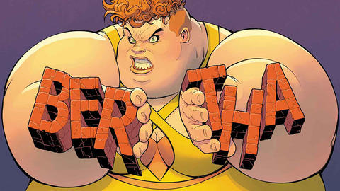 Image for Great Lakes Avengers: Being Big Bertha