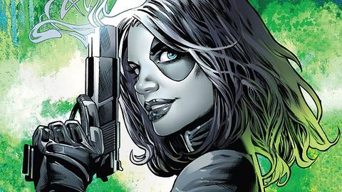Image for Gail Simone Lines up Her Domino