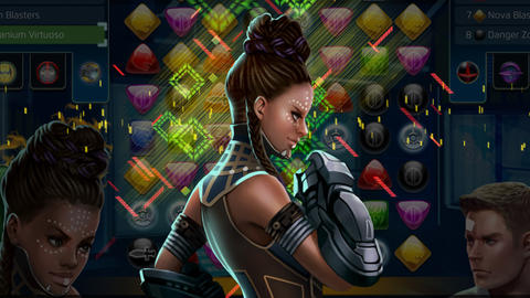 Image for Piecing Together Marvel Puzzle Quest: Shuri
