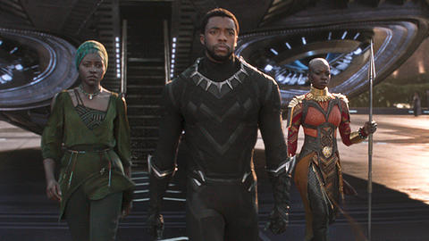 Image for Long Live the King! Watch the New Trailer for Marvel Studios' 'Black Panther'