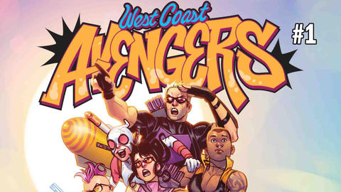 Image for Kelly Thompson Announces the New West Coast Avengers