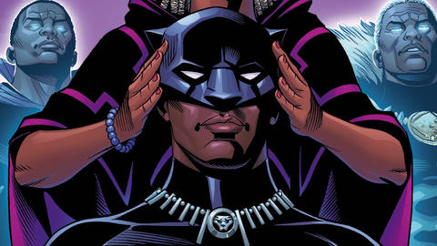 Image for Rise of the Black Panther: Monarch Meets Monarch