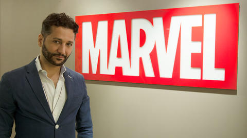 Image for Cas Anvar Joins The Marvel Podcast