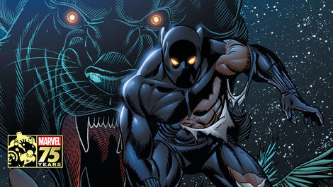 Image for Trace the Lineage of Marvel's Black Super Heroes