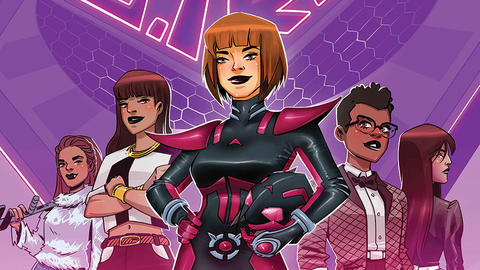 Image for Unstoppable Wasp: G.I.R.L. Goals