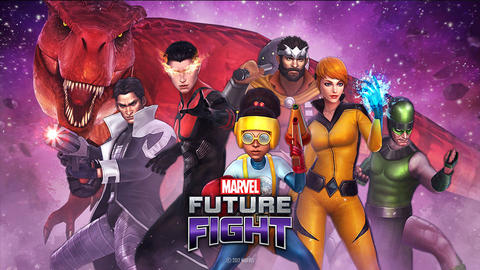 Image for New Inhumans and More Join 'Marvel Future Fight'