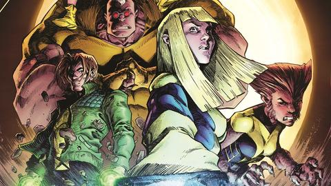 Image for New Mutants: Soul Survivors