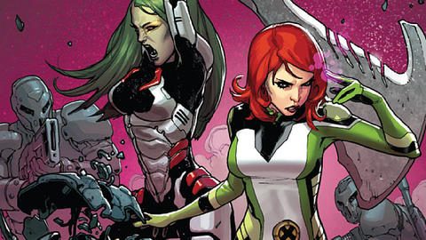 Image for Guarding the Galaxy: The Trial of Jean Grey