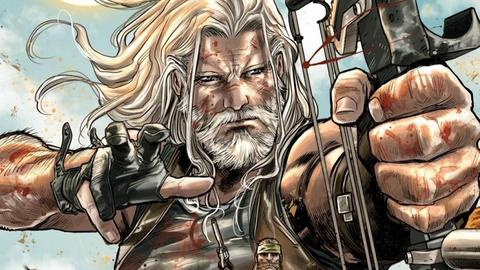 Image for Old Man Hawkeye: Slings and Arrows