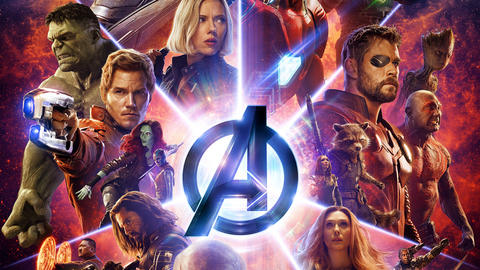 Image for Get This Exclusive 'Avengers: Infinity War' Poster at IMAX Theaters